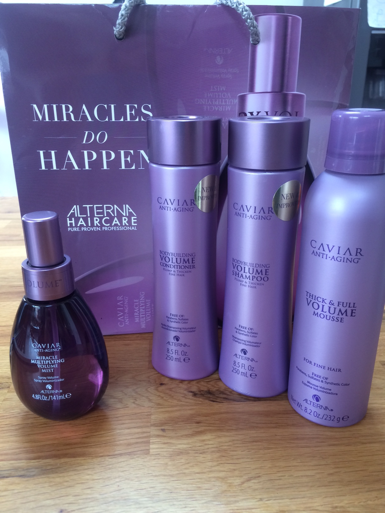Alterna Volume Collection