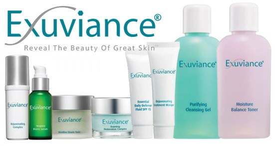 Exuviance collection