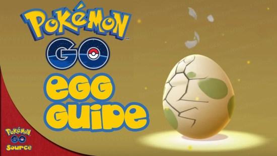 Pokemon Go egg guide