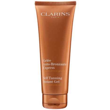 Claris's instant tan gel