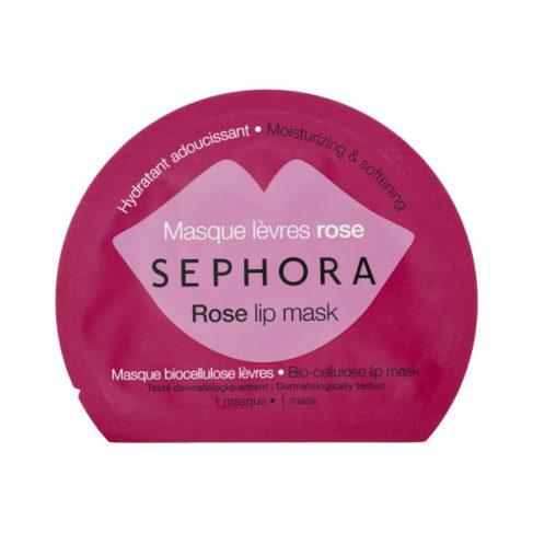 Sephora rose lip sheet mask