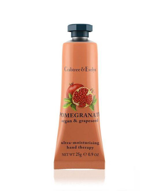 Pomegranate hand cream