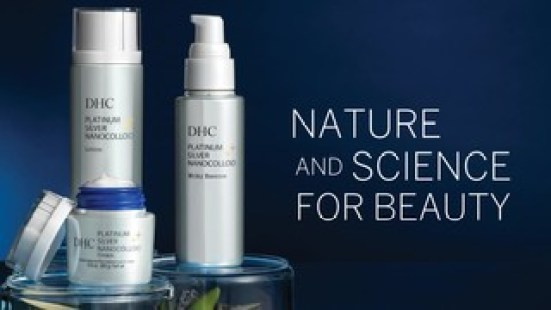 DHC silver nano colloid cream
