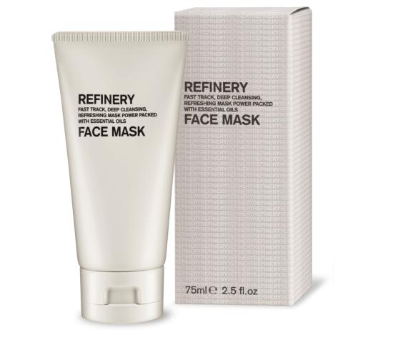 Aromatherapy associates face mask