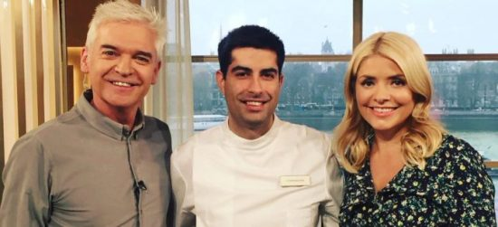 Dr richard marques with holly phil on this morning