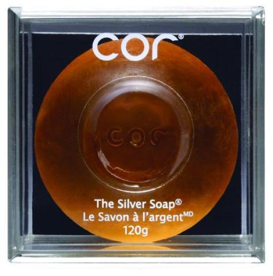Silver soap
