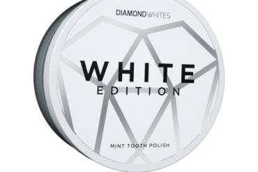 Diamond whites white edition tooth polish