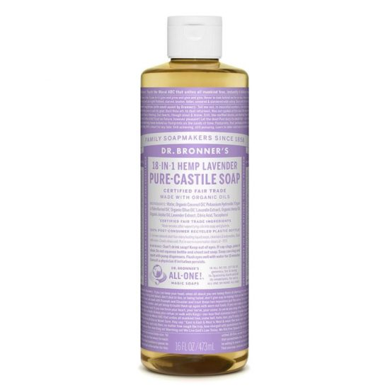 Dr bronzer liquid soap