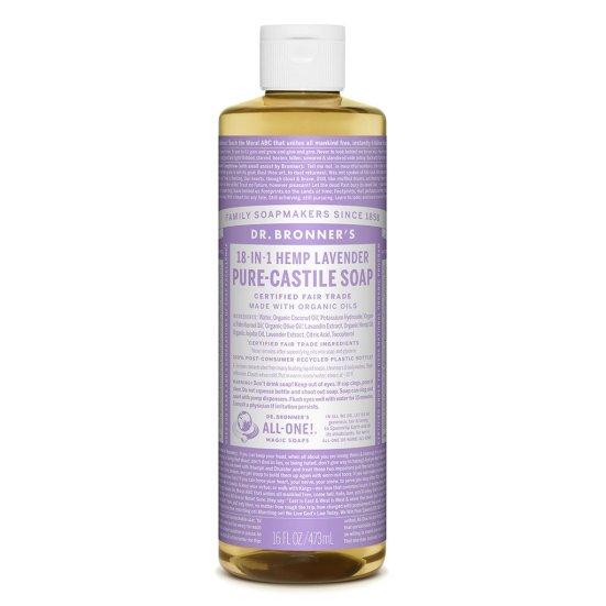 Dr bronzer liquid soap