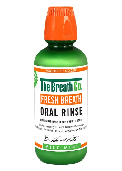 Breath company fresh breath rinse