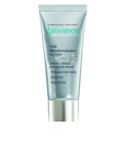 Exuviance microdermabrasion