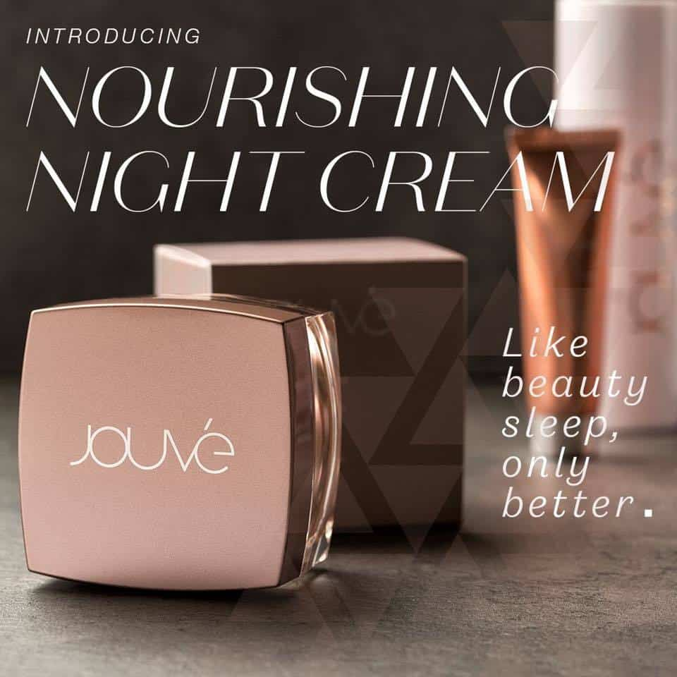 joule nourishing night cream