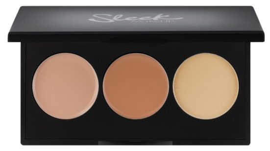 sleek makeup corrector and concealer