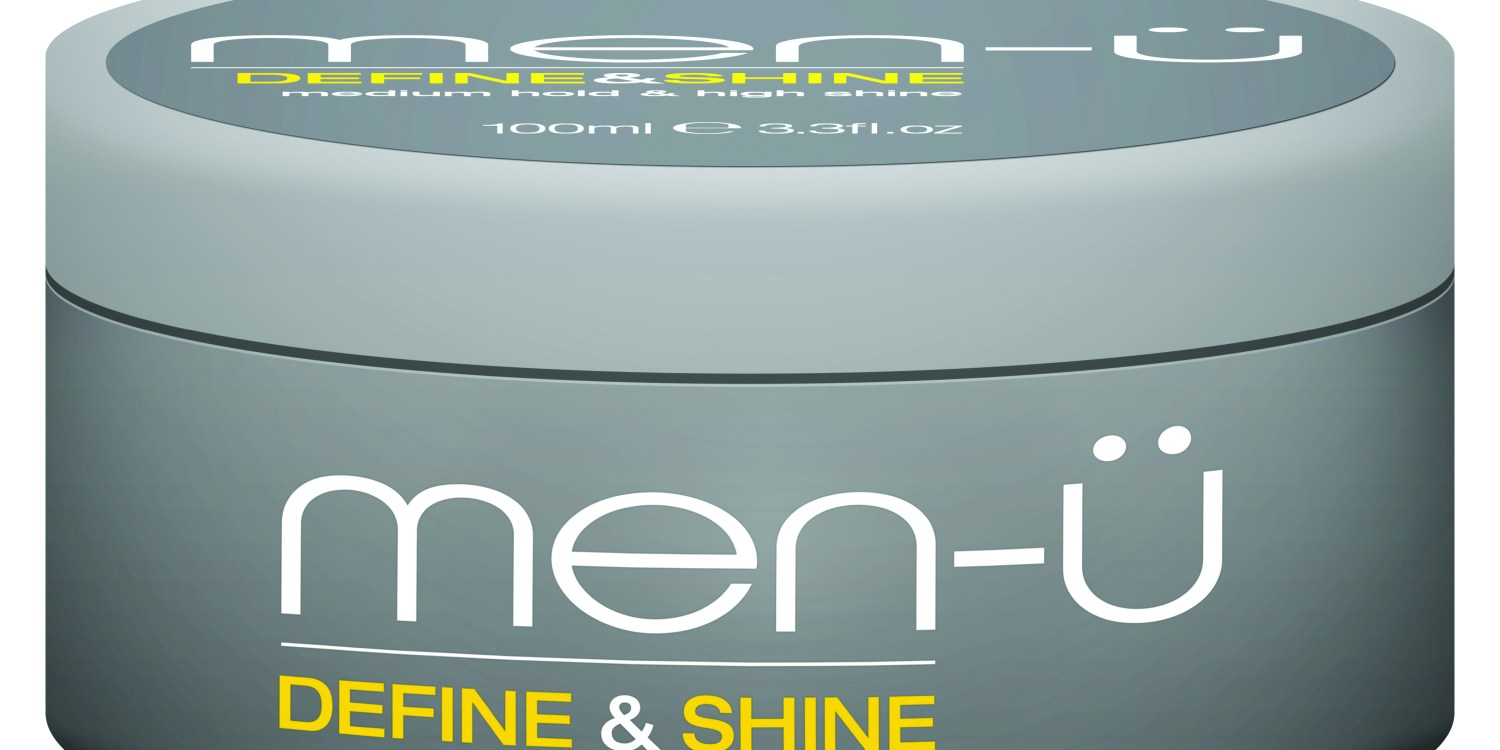 men-u define and shine