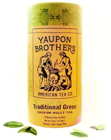 yaupon Brothers green tea