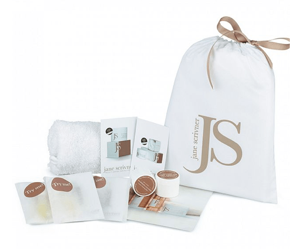 Jane Scrivener discovery bag