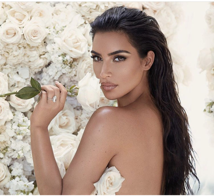 Kim K West Instagram