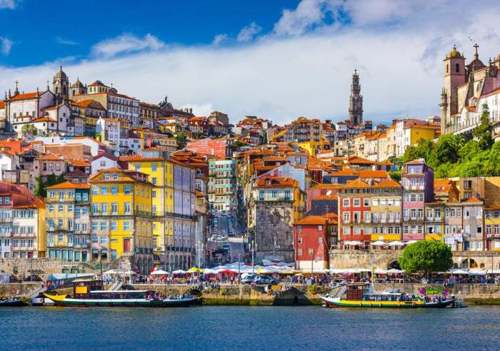 Travel Porto Portugal via Independent