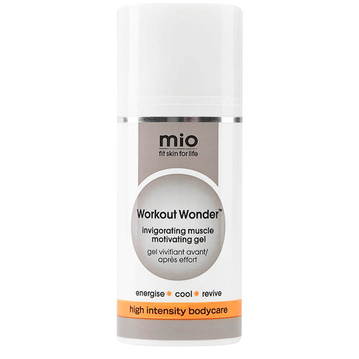 MIO SKINCARE WORKOUT WONDER INVIGORATING MUSCLE GEL DAD