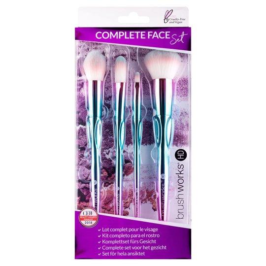 brushworks brushes makeup
