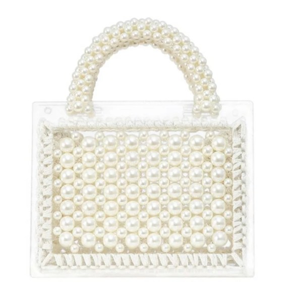 1302 London pearl bag