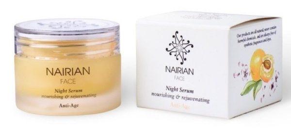 Nairian Night Serum skincare