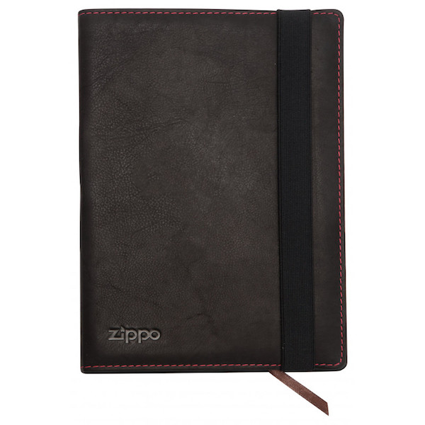 Zippo Leather Notebook, £26.50 gift for him