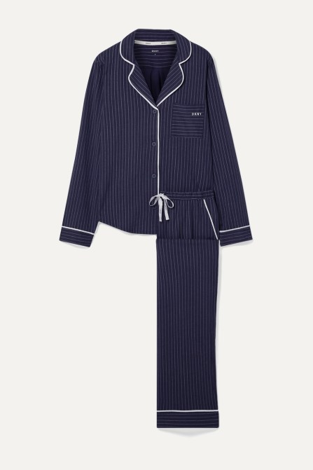 DKNY jersey pyjama set