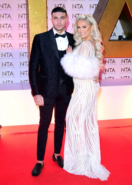 Molly Mae nta awards
