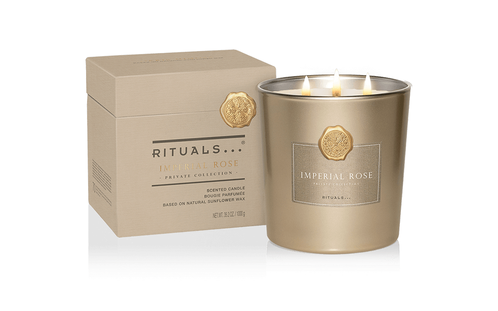 Imperial Rose Scented Candle