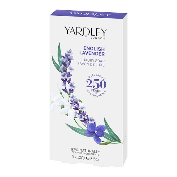 yardley London soap
