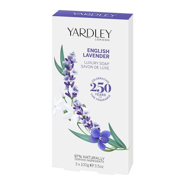 yardley London soap