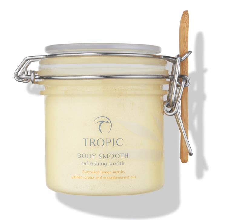 Tropic Body Smooth skincare