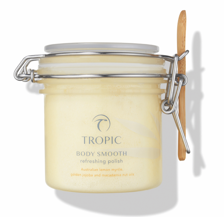 Tropic Body Smooth skincare