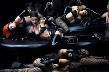 Bella Hadid Rihanna's Savage X Fenty Show Vol. 2