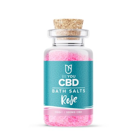 BeYou CBD Infused Bath Salts
