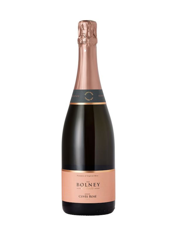 Bolney Cuvee Rose wine