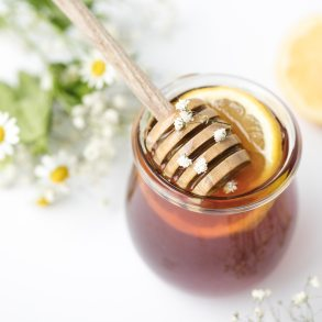 HONEY JAR BY UNSPLASH Heather Barnes