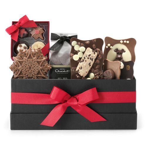 hotelchocolat chocolate hamper