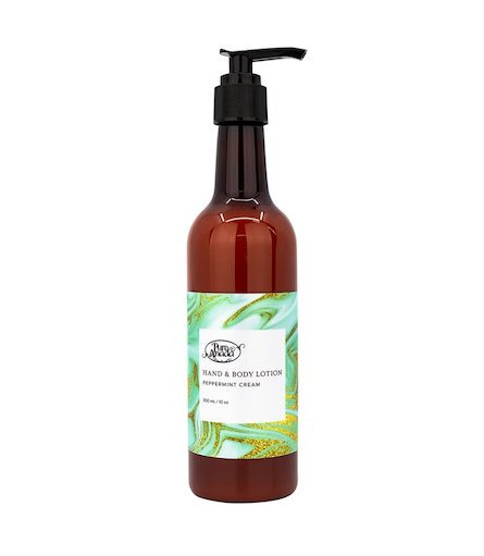 Hand & Body Lotion - Peppermint Cream 300ml