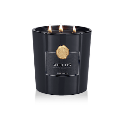 Rituals XL Wild Fig Scented Candle