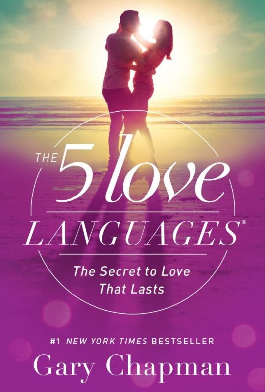 Gary Chapman love languages