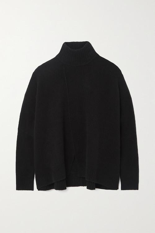 MAX MARA + Leisure Sondalo Sweater, £375 x FRUKMAGAZINE