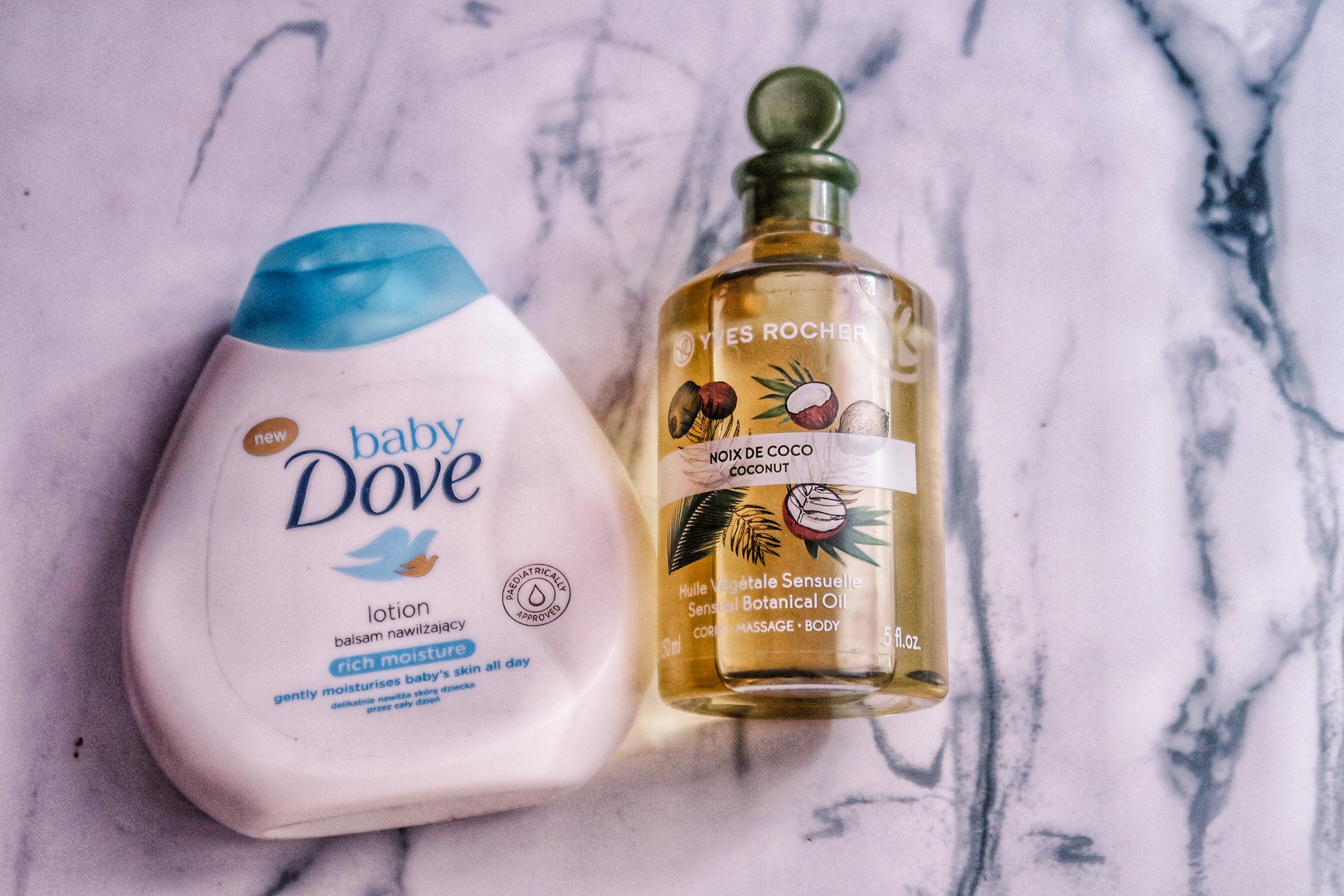 Doua produse preferate pentru ingrijirea corpului