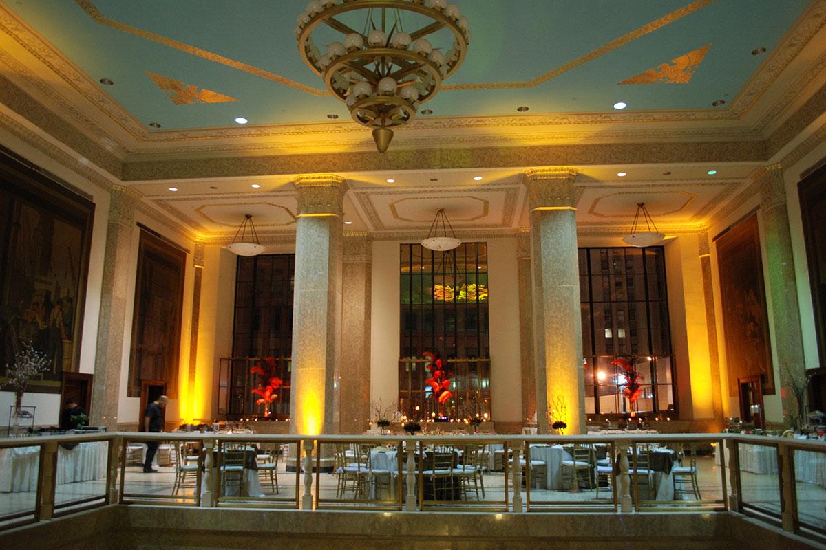 The Mezzanine Newark NJ Frungillo Caterers
