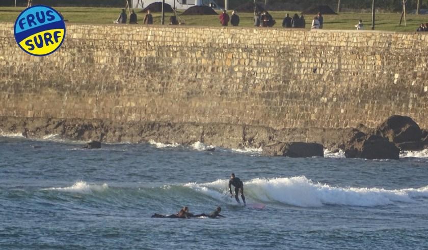 Ereaga paddle surf frussurf