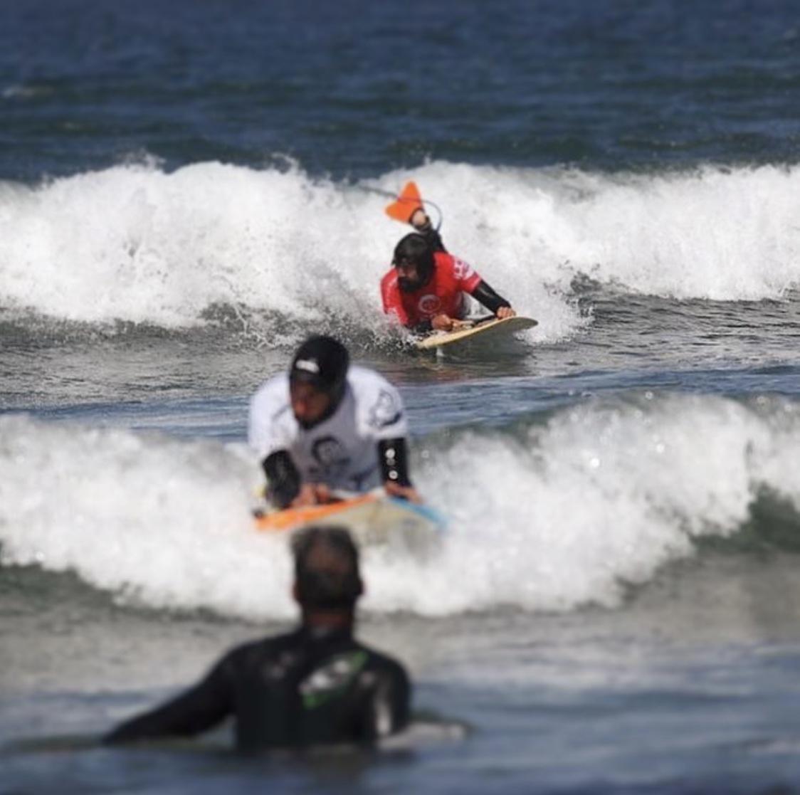 Mundial de surf adaptado 2019 / Angel Luis Curiel
