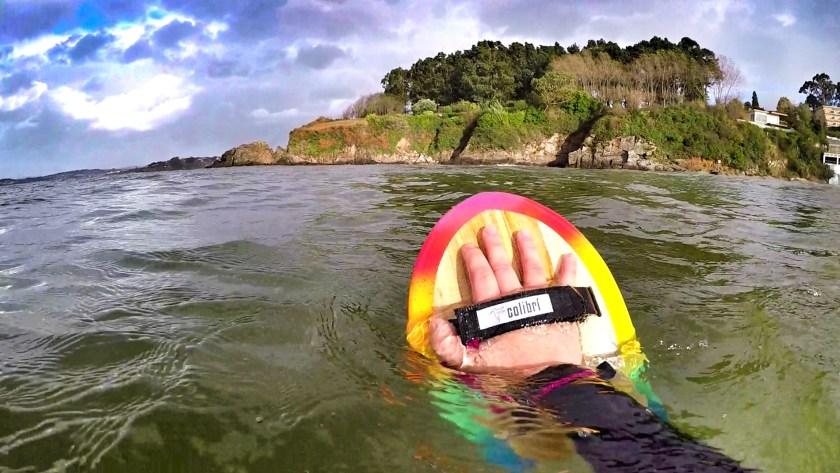 ColibriSurf Bodysurf Handboard Handplane B6