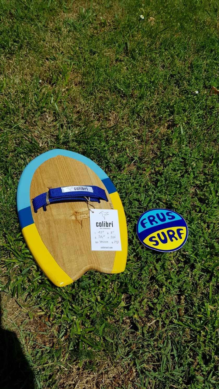Handboard o Handplane Colibrí surf FrusSurf
