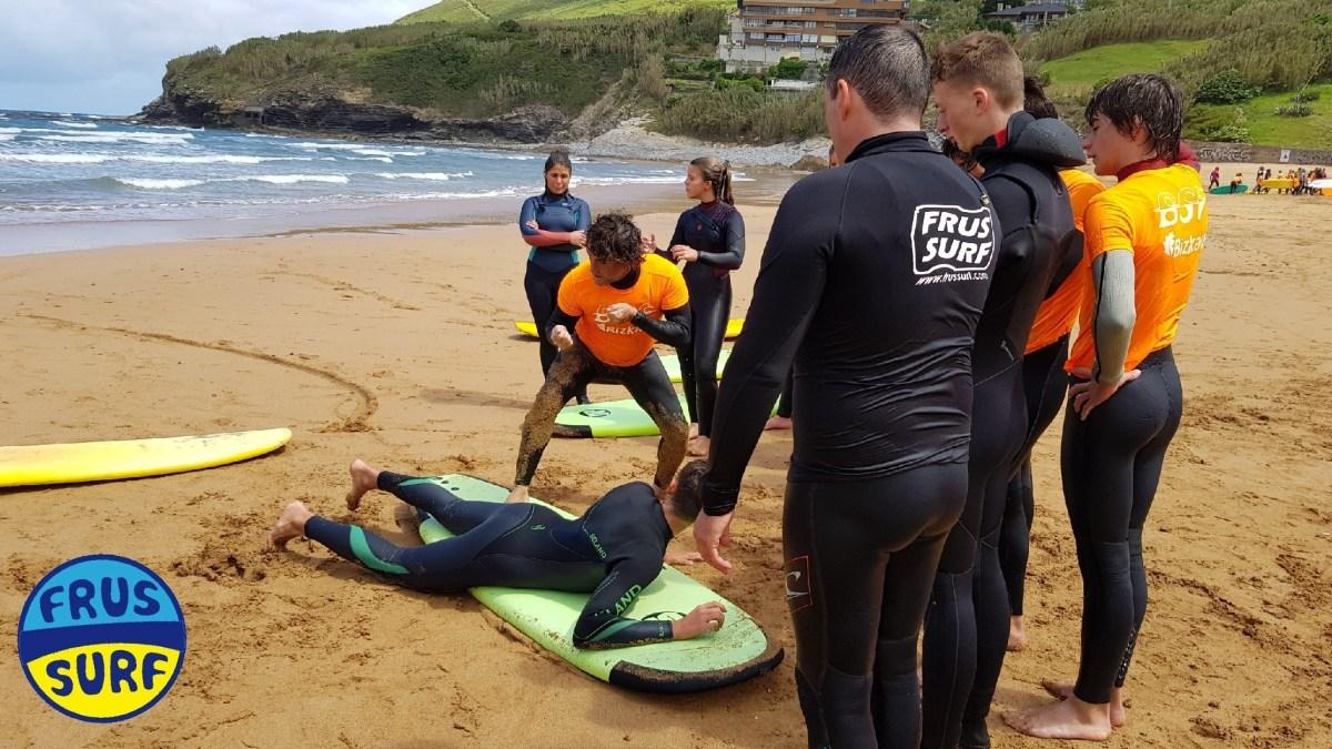 Socorrismo para surfistas por Jonan Etxebarria y BSF
